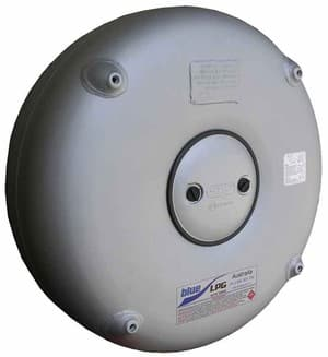 Blue LPG Pty Ltd Pic 2 - LPG Donut tanks for the perfect fit