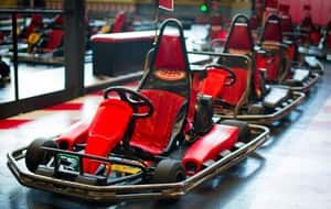 Sidetracked Entertainment Centre Pic 3 - GP Karts for 18yo