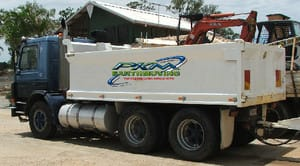 PKM Earthmoving Pic 2 - 10mtr Tippers