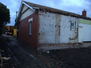 Rightway Developments Pic 5 - 22 Sunshine st after Demolition 2
