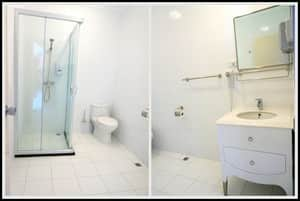 Biloela Apollo Motel Pic 2 - New Bathroom