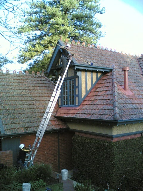 Grayson's Gutter Cleaning Pic 1 - gutter cleaning melbourne