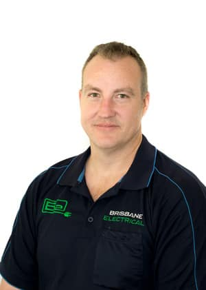 Brisbane Electrical Pic 3 - The Brisbane Electrical team the boss Kent