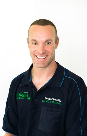 Brisbane Electrical Pic 5 - The Brisbane Electrical team our newest apprentice Dan the Man