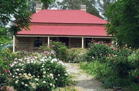 Rosebrae Cottage Pic 1 - Rosebrae Cottage Watervale Clare Valley South Australia