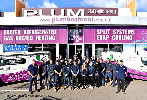 Plum Heating and Cooling Pic 1