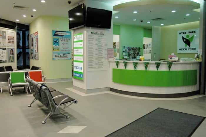 Hyde Park Medical Centre Pic 1 - HPMC_1