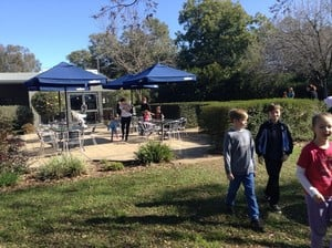 The Secret Garden Cafe Dubbo Pic 4