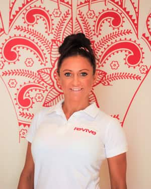Revive Australia Pic 2 - Kasia strong and skilled Massage Therapist Hot Stone Remedial is her specialty