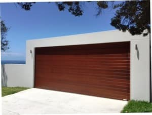 Delta Warringah Garage Doors Pic 2 - Delta Timberline PanelDor