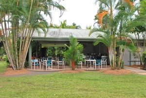 Beachcomber Coconut Holiday Park Pic 4 - Our large camp kitchen
