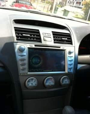 PPA Car Audio Pic 4 - toyota camry aurion