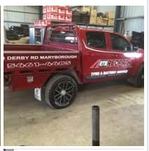 Redpath Tyre & Battery Service Pty Ltd Pic 3