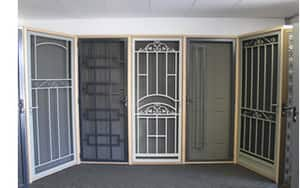 Michael's Security Doors Pic 3 - Showroom of Michaels Security Doors
