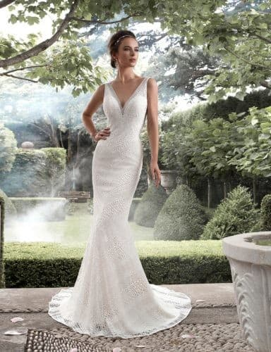 The Bridal & Deb Room Pic 1 - Aquarius by Sophia Tolli available at The Bridal and Deb Room
