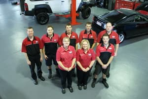 Mansfield Motors Pic 4 - the team Mansfield Motors