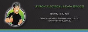 Up Front Electrical & Data Services Pic 2