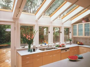 Energy Efficiency Centre Pic 4 - Velux Skylights