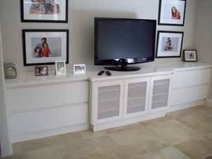 Designer Space Kitchen and Joinery Pic 2 - Entertainment Units