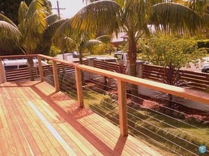 Farr Fencing Pic 4 - picket fence manly