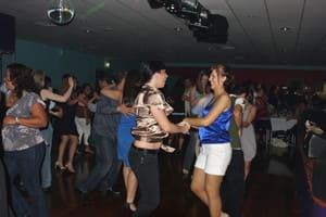 Urban Salsa Pic 2 - The Latin Ballroom Studio