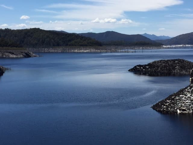 Gordon River Cruises Pic 2 - View from Cruise Vessel Strahan