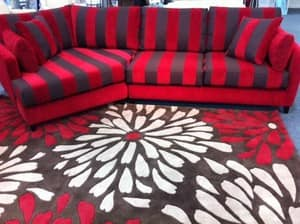 NES Complete Home Pic 3 - Designer Australian Made Lounges select your own style fabric