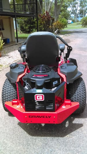 N & J Small Engines & Rustic Works Pic 3 - We stock Gravely Worldlawn Craftsman Efco and much more