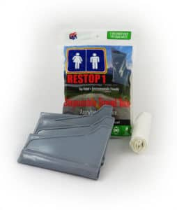 K2 Tech Solutions Pty Ltd Pic 1 - RS13 1 pack contains 3 Liquid Waste Bags with tissues