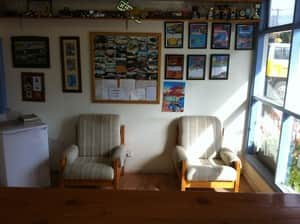 Harris Accident Repair Centre Pic 4 - WAITING ROOM
