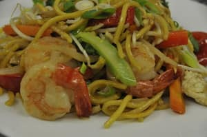 Tuptim Thai Pic 2 - Hokkien noodle with prawn