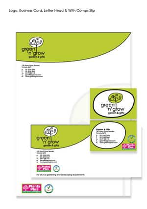 Artistic Design Studio Pic 2 - Stationary Letterhead Business card and With Comps slip designs