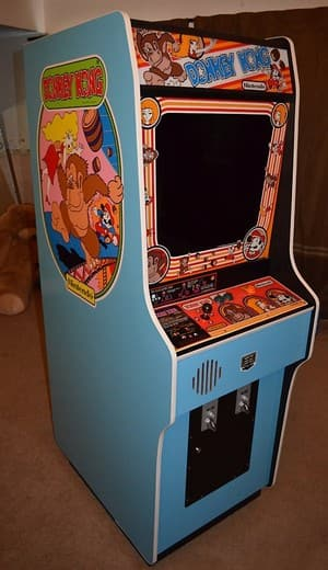 Middling Amusements Custom Made Arcade Machines In
