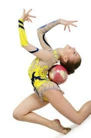 Yarra Valley Gymnastics Pic 3 - Ball