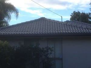 Arty Painters Pty Ltd Pic 5 - Scarborough Roof Restoration Domestic painting job on Brisbane North Completed