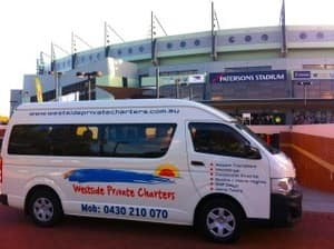 Westside Private Charters Pic 5 - Sporting Event Transport