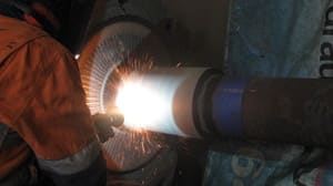 Denton Engineering & Hydraulics Pty Ltd Pic 5 - Thermal Arc Spraying