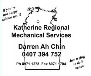 Katherine Regional Mechanical Services Pic 4 - Katherine Mechanic Logo