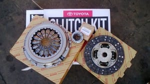 Drift Domain Pic 5 - New genuine clutch kit