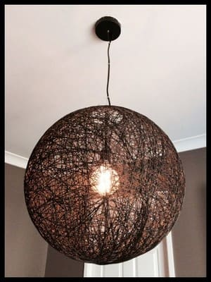 Theiss Electrical Pic 5 - Pendant light Penrith area and surrounding suburbs