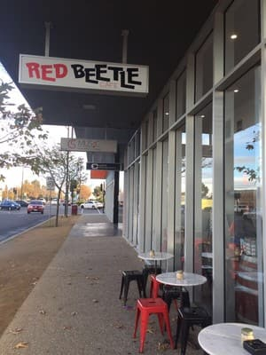 Red Beetle Cafe Pic 2