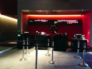 Event Cinemas Pic 3 - The ticket counters are usually unstaffed