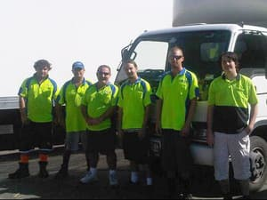 Rock On Couriers & Removalist Pic 3 - staff and drivers
