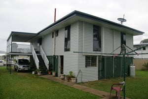 Cladding Solutions QLD Pic 4 - Vinyl Cladding Townsville After4