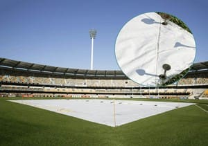 Abgal Liners & Covers Pic 2 - Cricket Wicket Covers