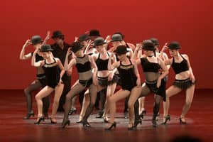 Ignite Dance Studio Pic 2 - Black Gold
