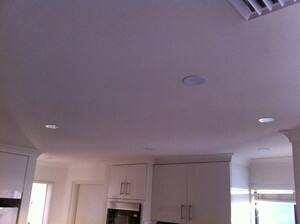 BRW Electrical Services Pic 3 - LED lights can be retro fitted into same hole as halogen lights