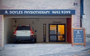 DOYLES PHYSIOTHERAPY Pic 4 - OnSite FREE patient parking