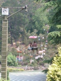 Gorge Scenic Chairlift Pic 1