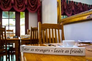 Inn The Tuarts Guest Lodge Pic 5 - Enter as strangersleave as friends